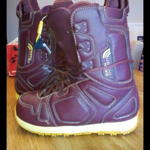 Snow board boots 8.5US by Burton